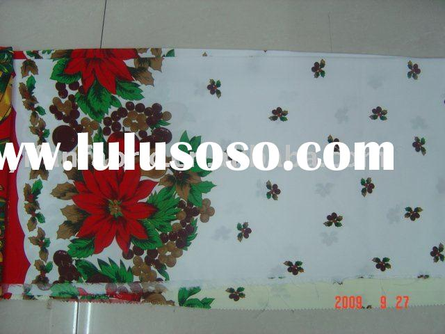 new design printed fabric for curtain