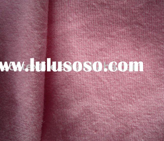 organic cotton /spandex jersey fabric,eco fabric on promotion
