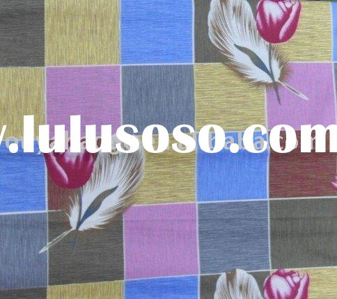 polyester cotton bedding fabric