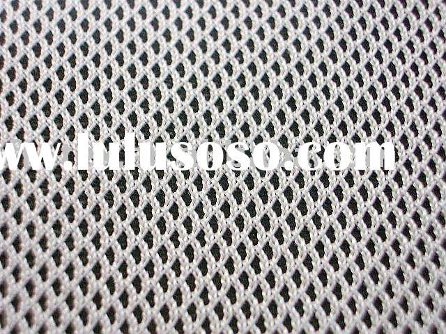 polyester jacquard mesh fabric