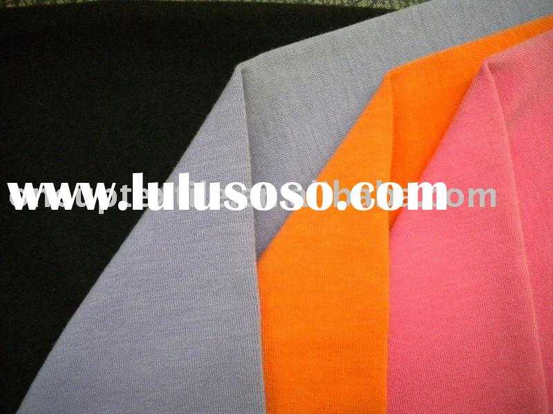 stretch single jersey knitted fabric