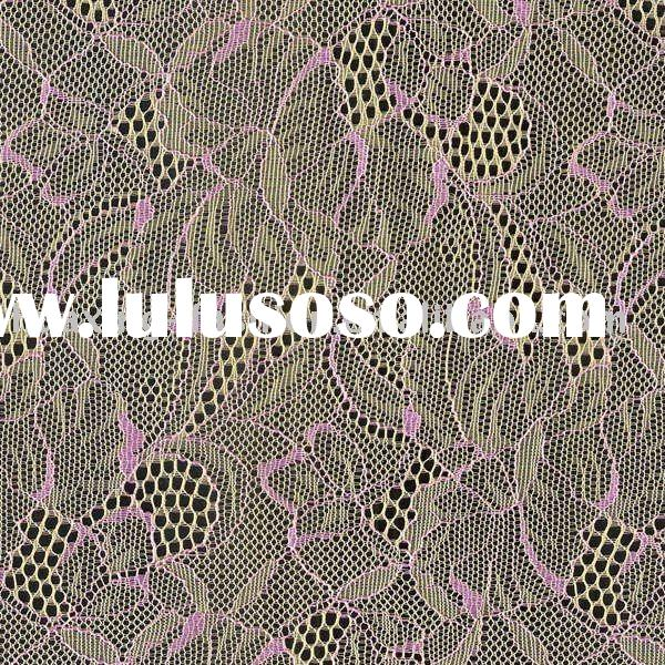 wholesale curtain lace fabric