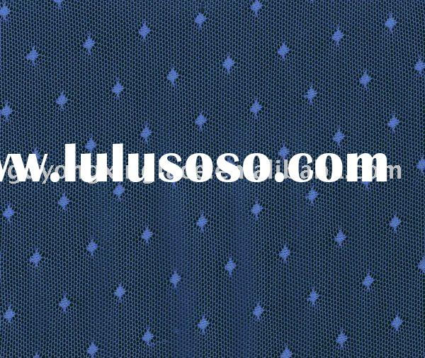 wholesale stretch mesh fabric for dress