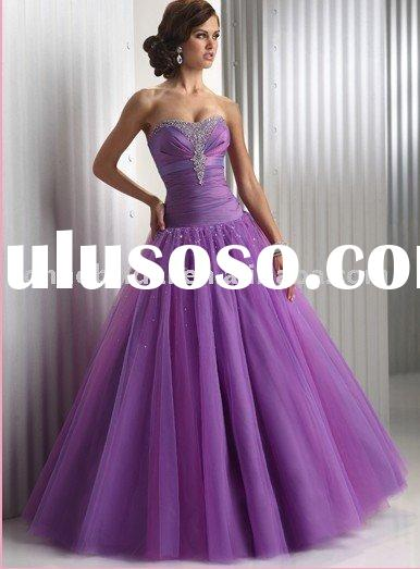 2010 brand new  prom evening dress gown/formal gown dress-EV1039