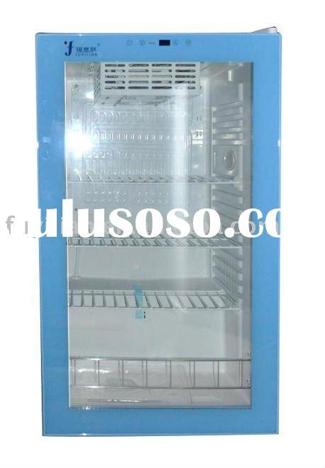 4'c~38'c Laboratory equipment ,lab freezing refrigerator ,lab fridge