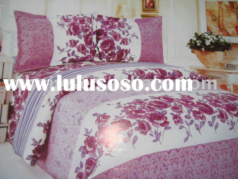 50/50  polyester/cotton TC bed sheet