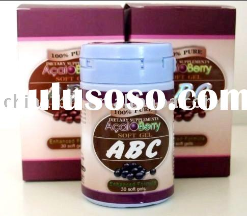 Acai Berry herbal chinese weight loss pills