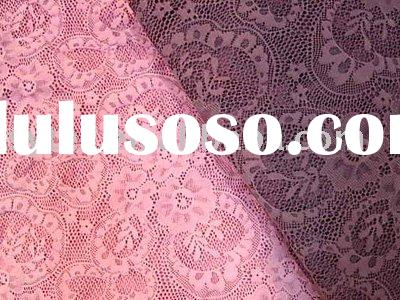ELASTIC LACE STRETCH FABRIC