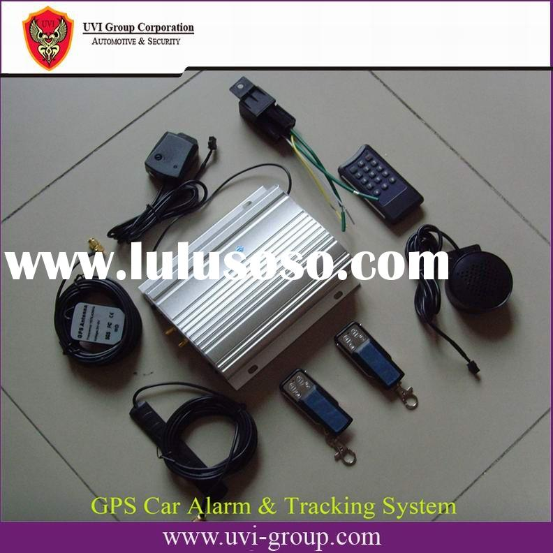 GPS Car Tracking & Alarm System (Model: GPS-118V)