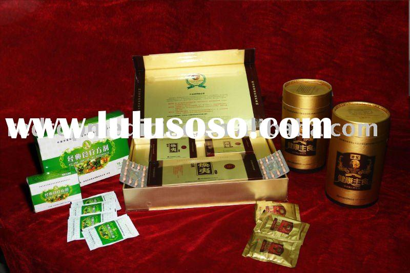 Hot selling -anti Diabetes Herbal medicines GMP approved