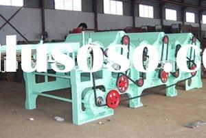 MQT250*1000 Three-roller Textile Cotton Fabric Yarn Waste Processing Machine