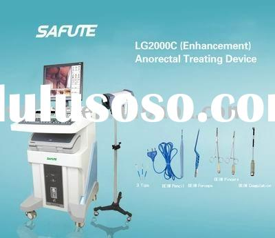 Medical equipment : LG2000C(Enhancement) Anorectal Treating Device