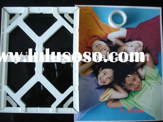 Mini-Color Inkjet home made waterproof Canvas Frame