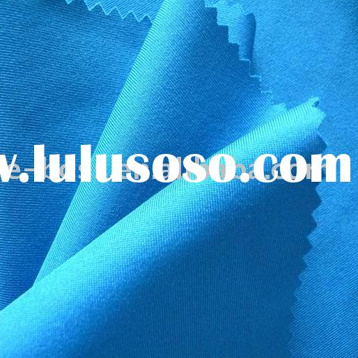 Polyester Bonded Spandex Fabric