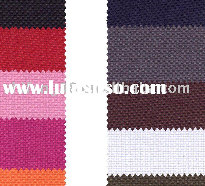SF-600D polyester pvc fabric samples for bags 2010