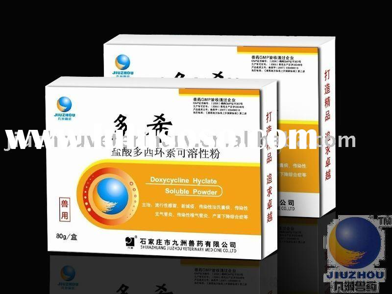 The newest antiviral medicine for avian influenza & Newcastle Disease, high efficiency