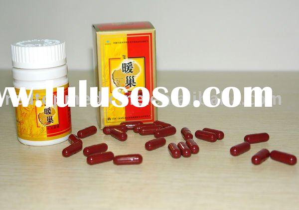 Warm ovary ,anti blood deficiency health food herbal medicine GMP approved