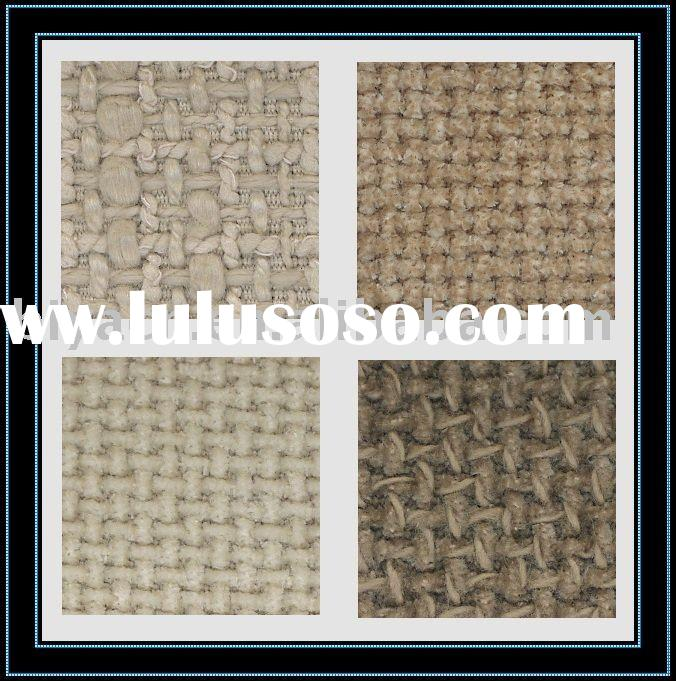 Wholesale Solid Upholstery Fabric/Home Textile