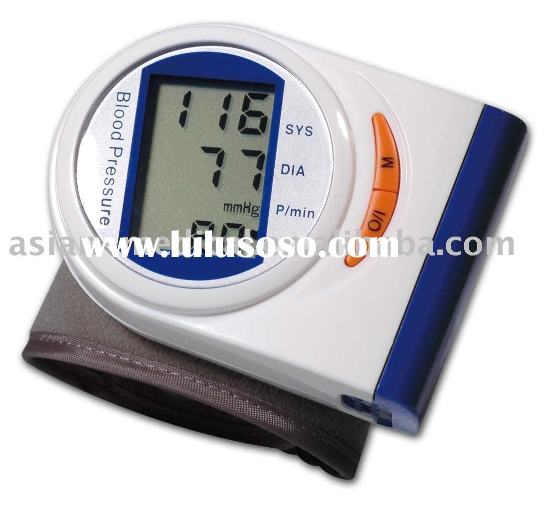 Wrist Type Automatic Digital Blood Pressure Monitor (LD8)
