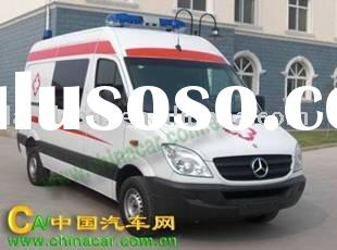 (Manufacturer): Medical equipment / Negative Pressure Mercedes Benz Ambulance