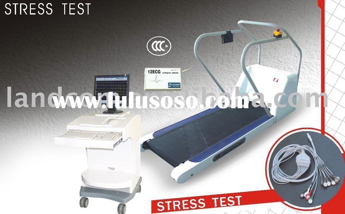 (Manufacturer): Medical equipment-Treadmill ECG Stress Test system-CE Approved