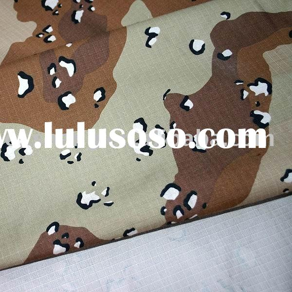 camouflage  fabric,polyester oxford
