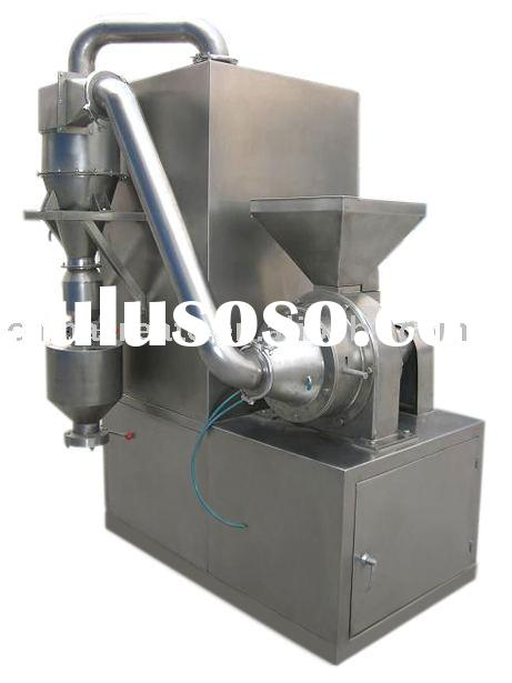 fibre and Chinese herbal medicine crusher