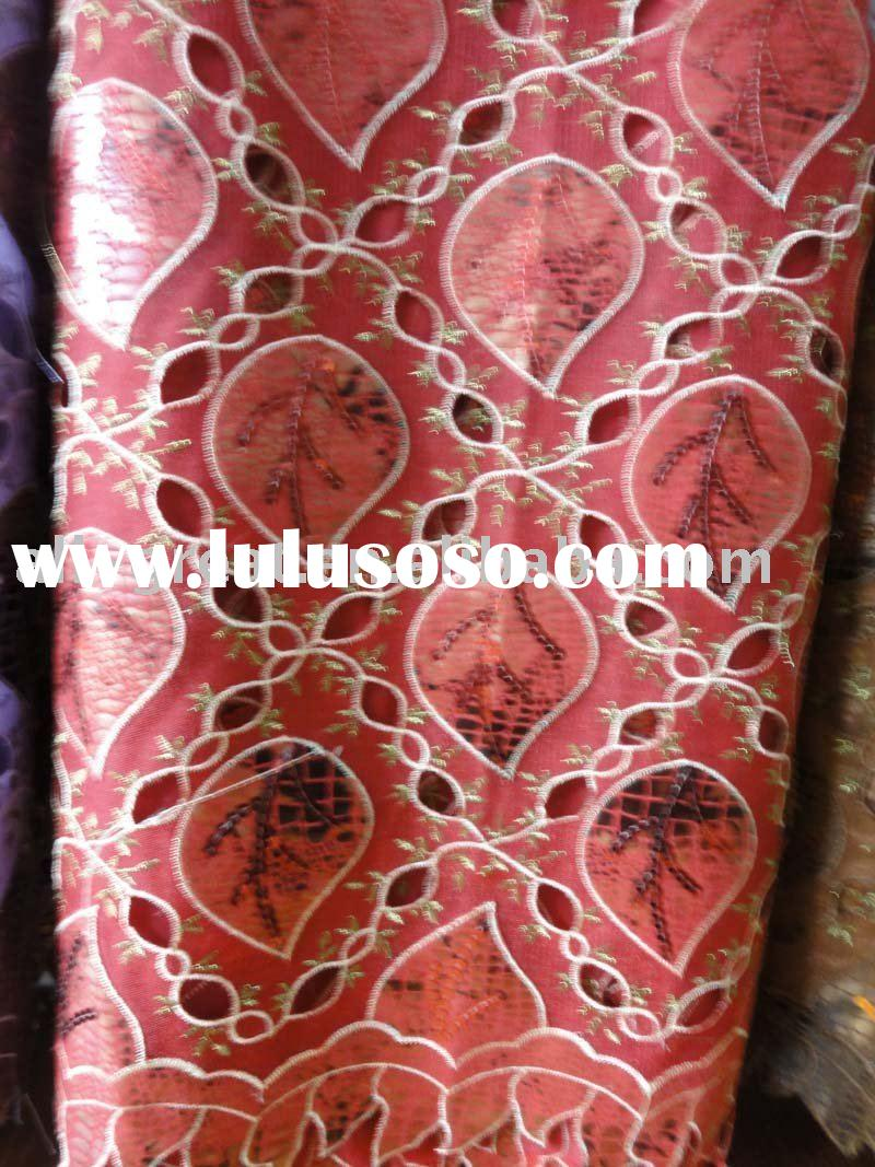 french lace fabric ,Swiss lace fabric, african big lace , handcut lace