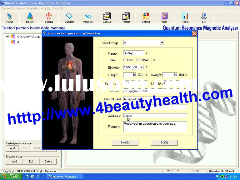 health diagnostic device