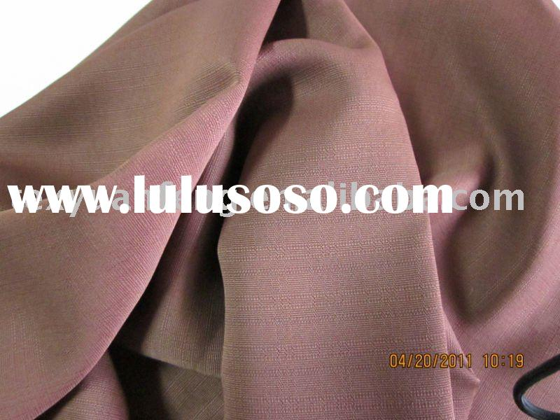 polyester washed velvet fabric for cloth or home textile