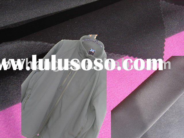 waterproof breathable bonded fabric