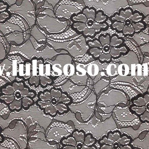 wedding lace/embroided lace fabric