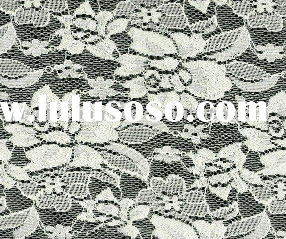 wholesale elastic  lace fabric