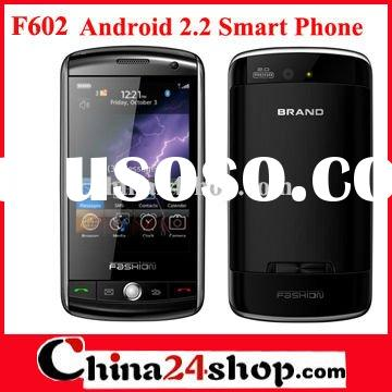 2011 hot selling android 2.2 smart mobile phone F602