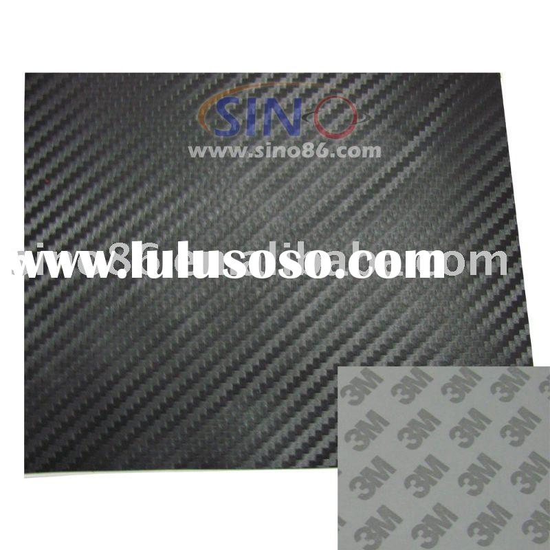 3M 3D carbon fiber vinyl film sticker for car wrap