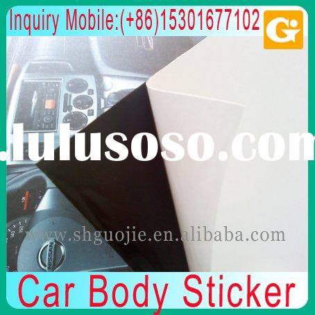 Car body sticker