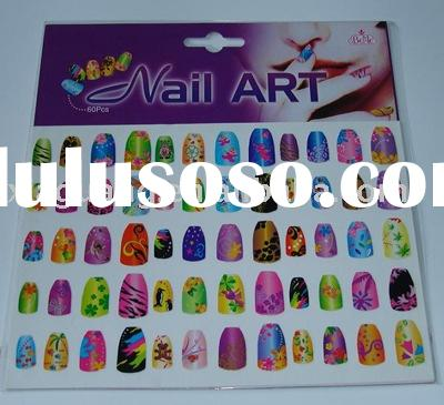 Fashion and Cool 3D Nail Sticker
