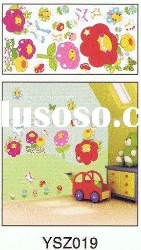 Fun & Easy Wall Mural DIY Stickers for Kids