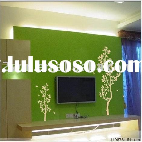 Home decal wall decor trees