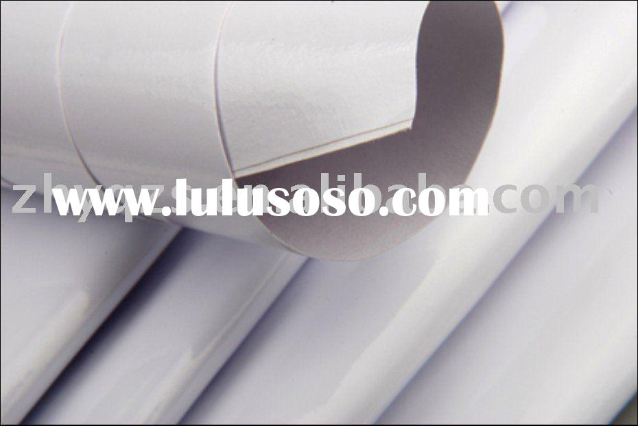 Inkjet car sticker material for advertising