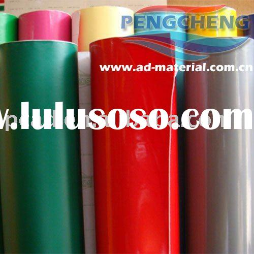 PVC color film,pvc colored vinyl,self adhesive film