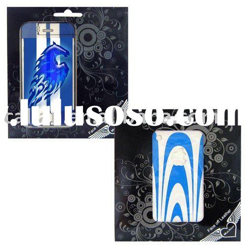 Removable protective skins sticker  protector for iPhone 3G( download the wall paper on the website)