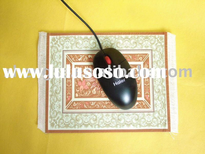 Rug Mouse Pad/Fabric Mouse Pads