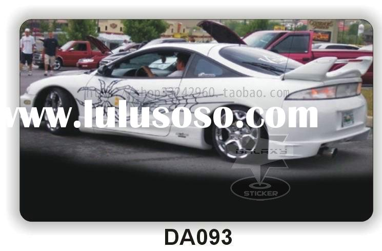 Vehicle Wrapping Car/Auto Body Vinyl Graphic Custom Stickers  DA343