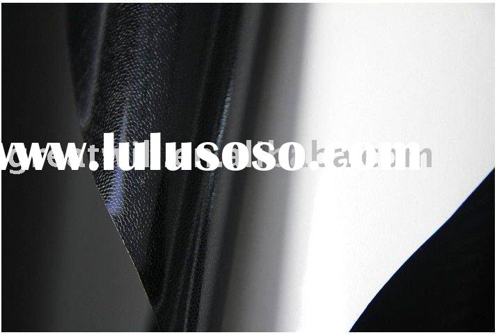 air free bubbles with air drain backside 3d carbon fiber vinyl sticker 3d carbon fiber twill weave 1