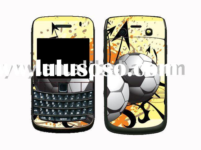 cast vinyl skin, phone sticker, bb9700 skin--football