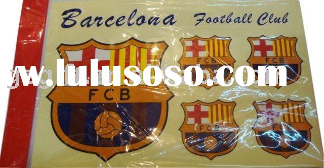 football fans stickers/soccer stickers/world cup stickers/football souvenirs/promotion gift/sports s