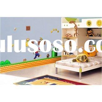 for Super Marios wall stickers with big size