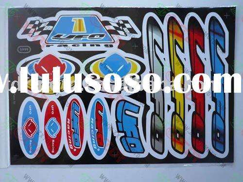 motorcycle Sticker, motorcycle parts