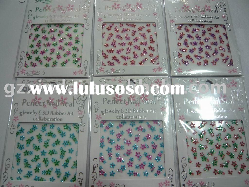 nail stickers nail beauty 3d nail sticker